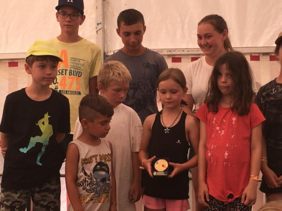 Züchterquiz - Platz 1 Gruppe 11