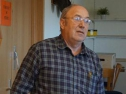 Wilfried Stegmüller bei seinen Ausführungen zur Schauvorbereitung
